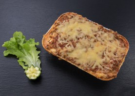 LASAGNES - 2 parts