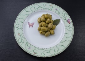 OLIVES VERTES MARINÉES - 150 gr