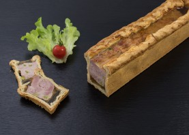 MIGNONNETTE DE PATE EN CROUTE - 500 gr