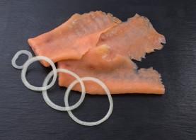 SAUMON FUMÉ - 240 gr